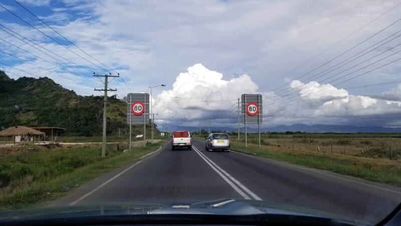 Queen's Road, Fiji