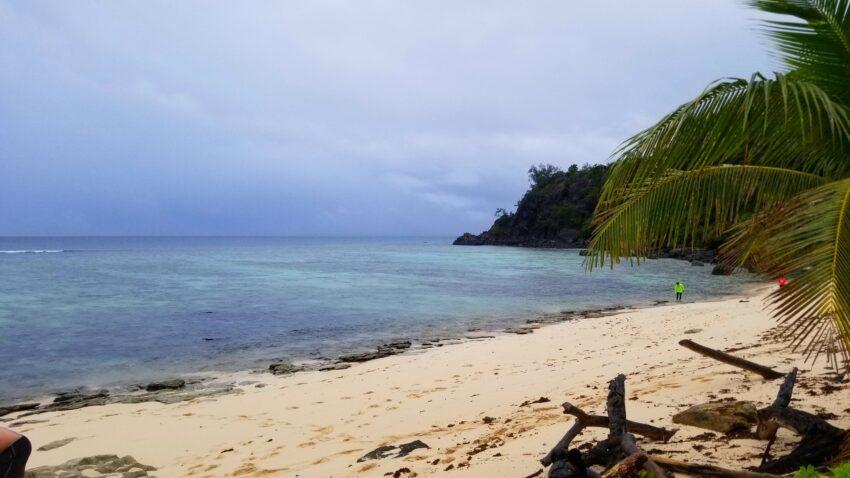 Monuriki Castaway Island Fiji