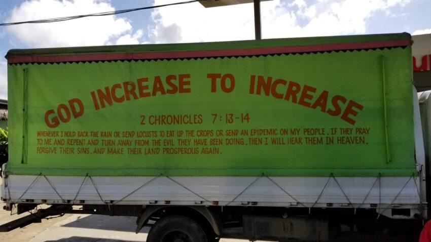 2 Chronicles 7:13-14 Fiji