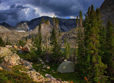 Pouch Lakes, Wyoming