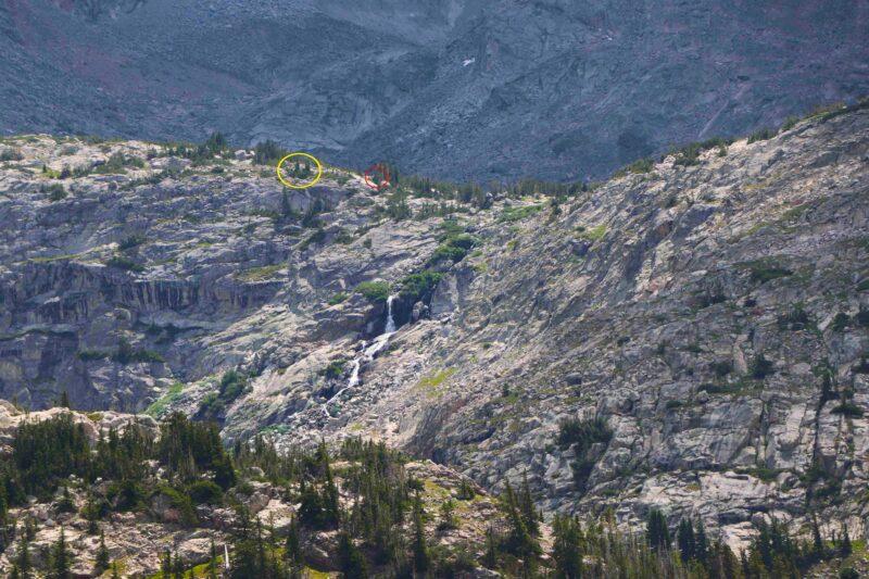 Trail 060, Cloud Peak Wilderness.
