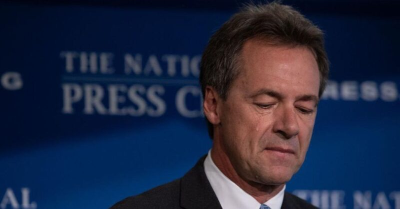 montana governor steve bullock crying