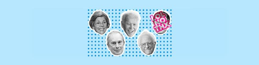 dem candidates 2020