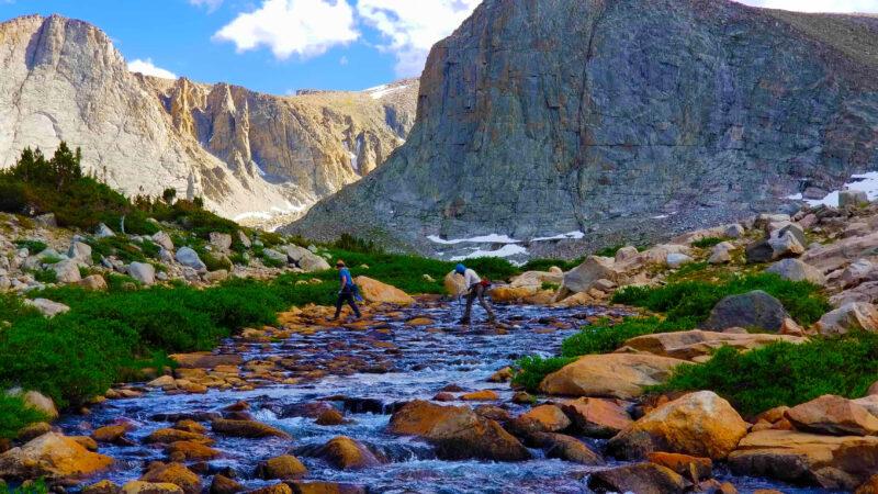 Stough Creek Basin, Wyoming