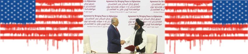 taliban peace treaty