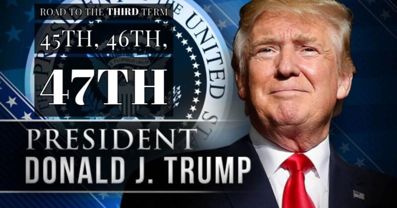 trump 3rd term