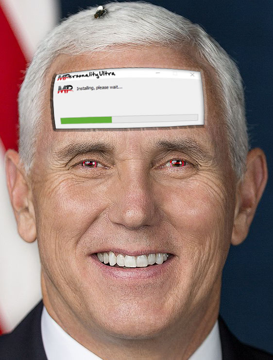 Vice President Micheal Pence will be offline for a routine upgrade to his operating system.